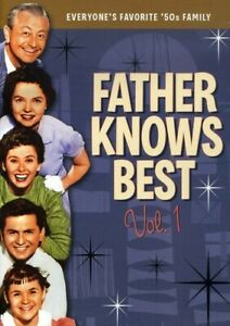 FATHER KNOWS BEST 1 NEW DVD