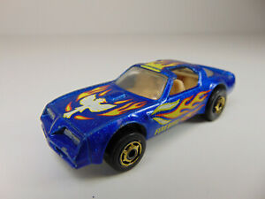 Hot Wheels #37 Hot Bird  Pontiac 1977
