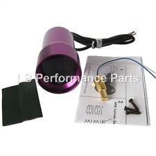 37mm-Compacto Micro Digital Ahumado Lente Temperatura De Aceite Calibre Pantalla Autogauge
