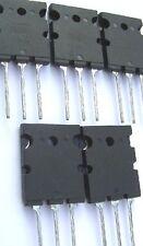 COMPLETO: 5x TOSHIBA 2SC 5331 NPN / 1500V 15A 180W 2SC5331