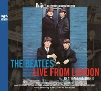 Beatles / LIVE FROM LONDON Collector's Item ROYAL VARIETY [CD+DVD]