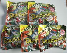 DeAgostini Dinosaurs & Co. Maxxi Edition - 5 x Booster NEU & OVP