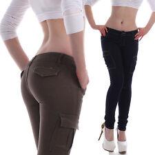 Damen-Cargojeans (en) Jeans Hosengröße 38