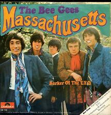 7inch THE BEE GEES massachusetts GERMAN 1967 EX +PS