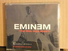 EMINEM - THE REAL SLIM SHADY clean version - dirty version - PROMOZIONALE 2000