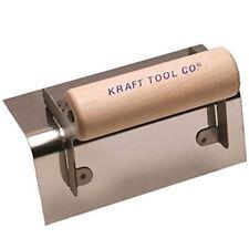 Kraft Tool Concrete Outside Step Amp Corner Trowel Stainless Steel 14 Radius