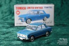[Tomica Limited Vintage Lv-82b 1/64] Nissan Bluebird 1200 Dx 2door (Skyblue)