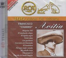 CD - Francisco Charro Avitia NEW 100 Anos De Musica 2 CD's FAST SHIPPING !