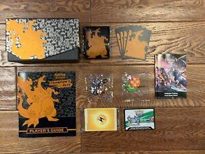 Pokemon Champions Path Elite Trainer Box (ETB) Sleeves, Dice, Dividers - EMPTY
