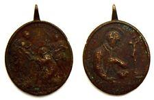 Medaglia Religiosa Devozionale S. Aloisies Gonzagas (Luigi Gonzaga) San Stanisla