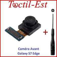 Caméra Appareil Photo Avant pour Samsung Galaxy S7 Edge + Tournevis