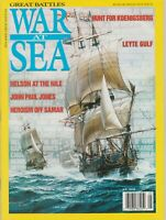 Great Battles, War At Sea, May 1993, Excellent Cond.,FREE Shipping!
