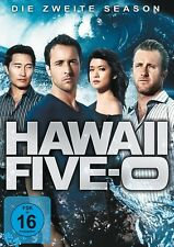 HAWAII FIVE-0-SEASON 2  6 DVD NEU SCOTT CAAN/DANIEL DAE KIM/ALEX  O'LOUGHLIN/+