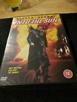 Into The Sun DVD Steven Seagal Region 2 New Sealed  Gift