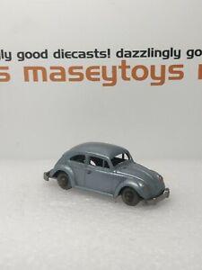 Morestone Budgie No.8 VW Volkswagen Beetle Car 1956 original vintage