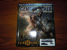 "GameInformer Issue 191, March 2009, Featuring ""God of War III"""