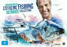 Robson Green Extreme Fishing Ultimate Collection (19 DVD Set) - Region 4