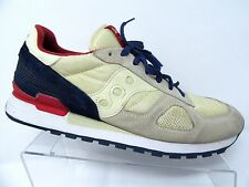 SAUCONY SHADOW ORIGINAL YELLOW RED BLUE MENS SZ 12 SNEAKERS S2108-581 20488