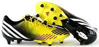 Adidas Predator LZ XTRX SG Fußballschuhe Schwarz Gelb Soccer Gr 40   41 1/3