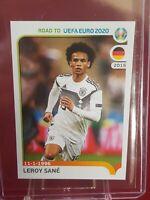 Leroy Sane Germany Bayern Road to Euro 2020 Sticker