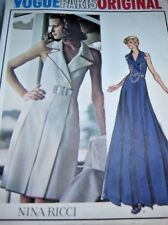 Vogue Paris Original Pattern 2871 Nina Ricci