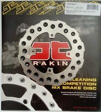 Yamaha YZ85 (2002 to 2018) JT Brakes Self Cleaning 190mm REAR Wavy Brake Disc