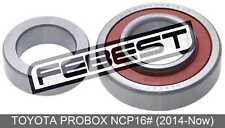 Ball Bearing Kit 35X74X17X26 For Toyota Probox Ncp16# (2014-Now)