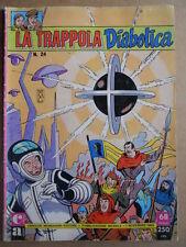 Classici Audacia n°24 1965 Mondadori  Blake e Mortimer Trappola diabolica [G405]