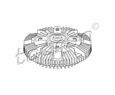 TOPRAN Clutch, radiator fan 109 606