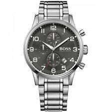 Mens Hugo Boss Aeroliner Chronograph Mens Designer Watch - HB1513181