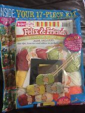 super crafts felix & friends + knitting project book