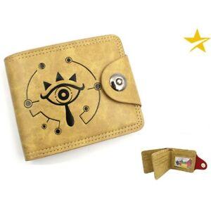 The Legend of Zelda Wallet Purse ID Handbag Mens Kids Gaming Link Triforce AUS