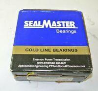 "SEALMASTER SF-23 BEARING UNIT 4 BOLT FLANGE 1-7//16/"" ID  SF23 GOLD LINE USA"