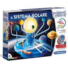 Gioco educativo per bambini scienza Sistema Solare Clementoni app pianeti 7+