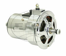 EMPI Air Cooled VW Engine 75AMP/12Volt CHROME Alternator, New 9453-7