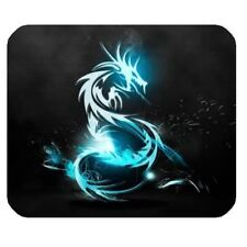 Tappetino Mouse 119 Mouse Pad Cool Blue Dragon Gaming Mousepad