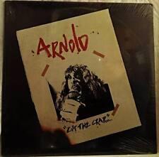 ARNOLD Cut the Crap / ORIGINAL 1980 US LP SEALED / Mint