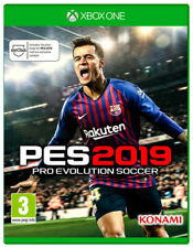 Pes 2019 Pro Evolution Soccer - Xbox One