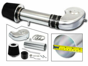 AIR INTAKE Kit+BLACK Filter For 88-95 GMC C/K/R/V Suburban 1500 2500 4.3 5.0 5.7