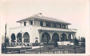 TURKEY Ankara Marmara Köcoü casino RPPC 1929 - rare !