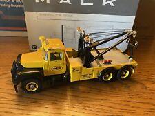 "First Gear Mack-R-Model Tow Truck ""Pennzoil"", 1/34 Scale"