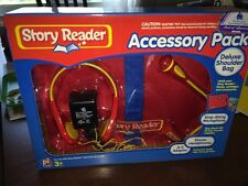 BRAND NEW - Story Reader Accessory Pack Deluxe Shoulder Bag