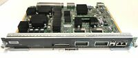 WS-X45-SUP6-E - Cisco Catalyst 4500 E Series Supervisor Engine 6-E, 2x10GE (X2)
