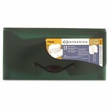 Meade 35904 Expandables Pockets Expanding File - Red, Blue, Green, Black,
