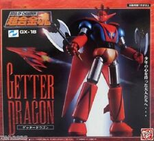 Used Bandai SOUL OF CHOGOKIN GX-18 Getter Dragon From Japan