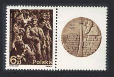 Poland 40th Anniversary of Warsaw Ghetto Uprising 1v SG#2879