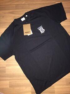 burberry t shirt - Oversized