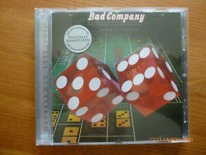 BAD COMANY  CD STRAIGHT SHOOTER