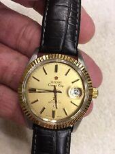 titoni mens watch Automatic Swiss Made Date ETA 2824 Swiss Movement 36mm