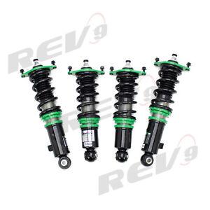 REV9 Hyper Street II Adjustable Coilover Lowering Kit For 90-97 Mazda Miata NA